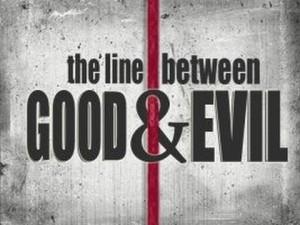 line between